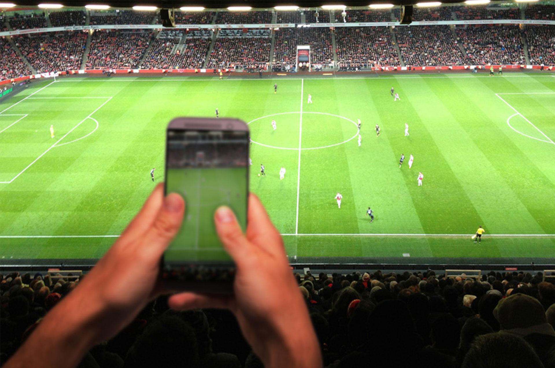Slider Home Tribuna Smartphone Football Data